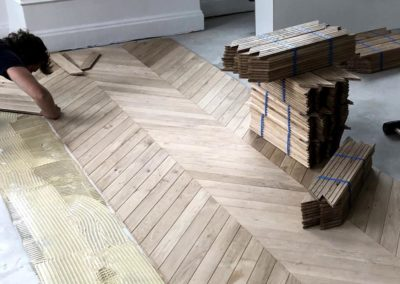 0145 Pose parquet bordeaux